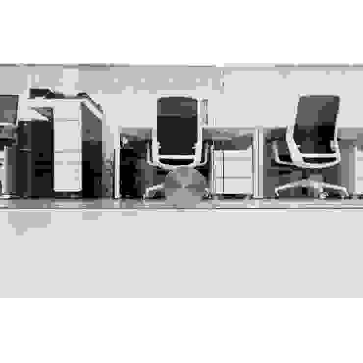 Moderne Geschäftsräume & Stores von WITHJIS(위드지스) Modern Glas