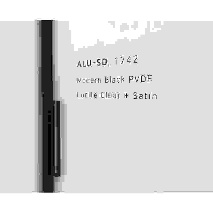 ALU-SD 1742, 1SD(슬라이딩도어1) 모던 스타일 전시장 by WITHJIS(위드지스) 모던 알루미늄 / 아연