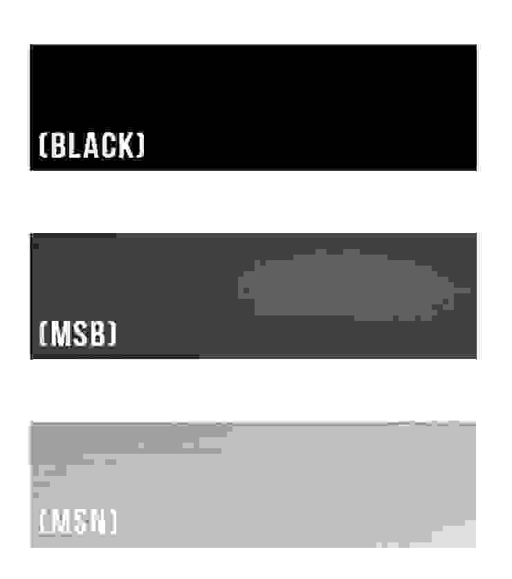 O-Class 핸들 제품컬러 모던 스타일 전시장 by WITHJIS(위드지스) 모던 알루미늄 / 아연