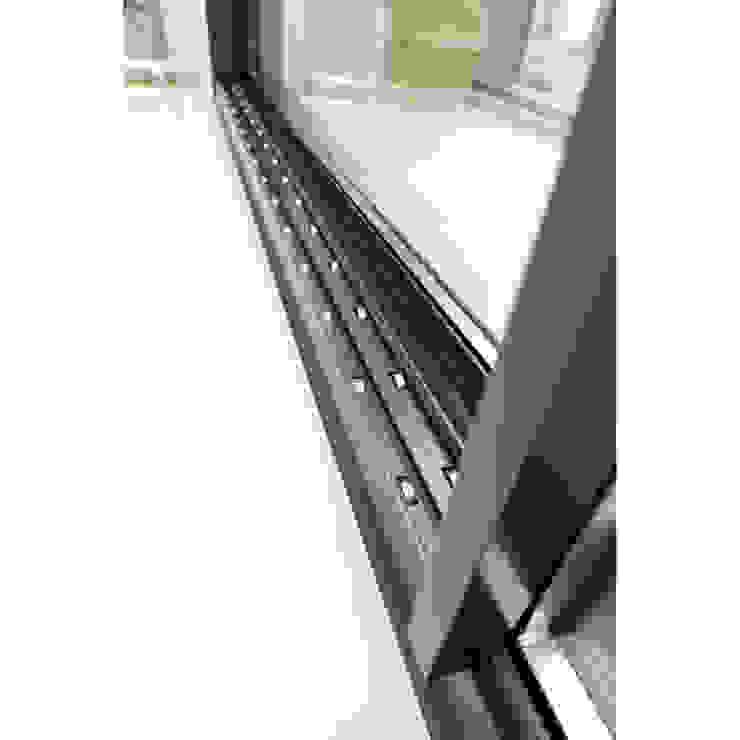 WP146 panorama 하부트랙 모던 스타일 전시장 by WITHJIS(위드지스) 모던 알루미늄 / 아연