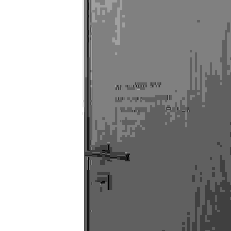 Modernes Messe Design von WITHJIS(위드지스) Modern Holz Holznachbildung