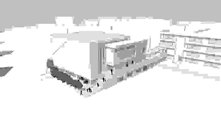 전동중학교 체육관 증축공사 by 이코스건축사사무소