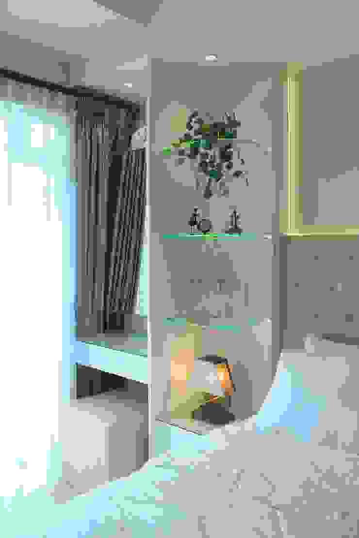 Gateway Diamond Apartemen Oleh POWL Studio Tropis