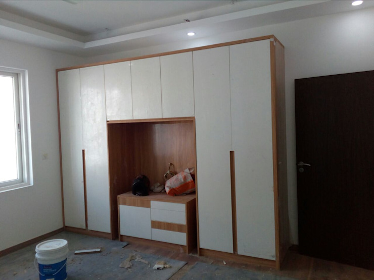 Dormitorios de estilo clásico de SSDecor Clásico