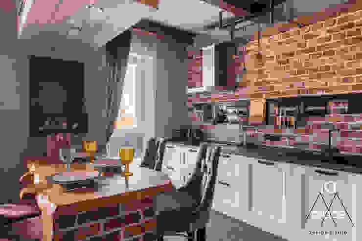 IQ Place Design Small kitchens MDF White