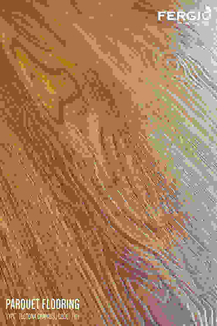 Tectona Grandis Oleh PT. Wahana Adhi Pratama Asia Kayu Wood effect