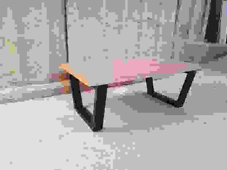 Modelo SIR de SIMPLEMENTE AMBIENTE mobiliarios hogar y oficinas santiago Ecléctico Madera Acabado en madera
