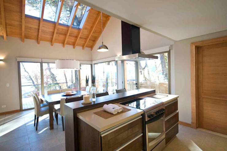 Fabiana Ordoqui Arquitectura y Diseño. Rosario | Funes |Roldán Built-in kitchens Wood