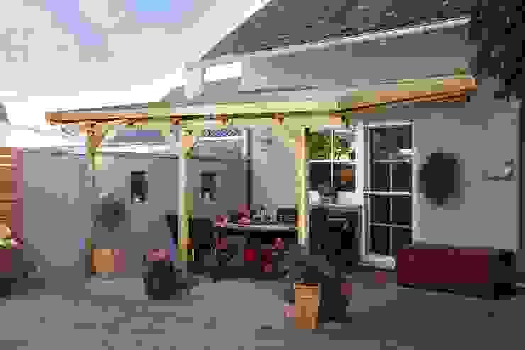 Ogrodosfera Modern balcony, veranda & terrace