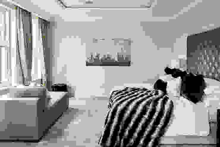 Chambre moderne par Mark Hardy Moderne