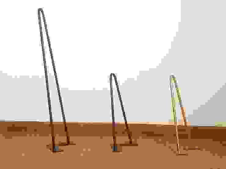 patas HAIRPIN de SIMPLEMENTE AMBIENTE mobiliarios hogar y oficinas santiago Clásico Metal