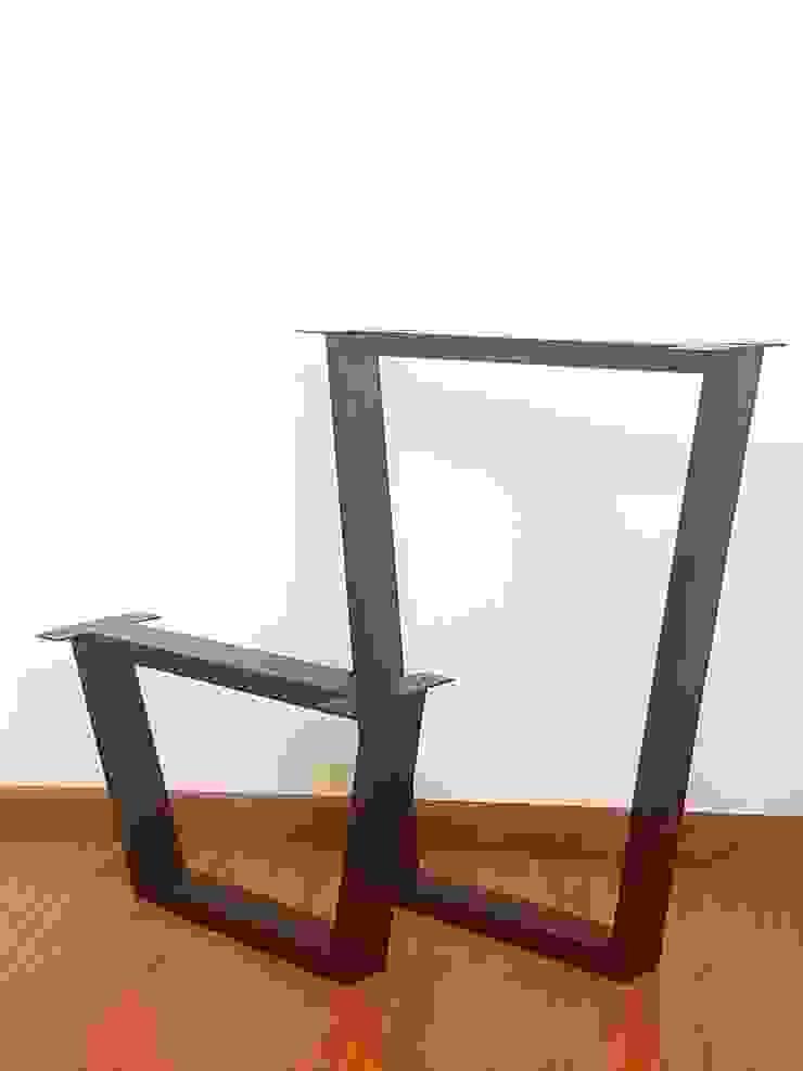 estructura Trapecio de SIMPLEMENTE AMBIENTE mobiliarios hogar y oficinas santiago Ecléctico Metal