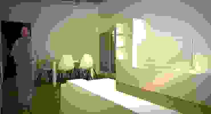 Minimalist dining room by Arq. Germán Perez Biello Minimalist