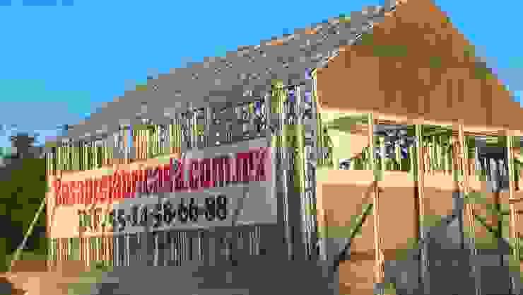 Oleh Casa Prefabricada en Mexico. Minimalis