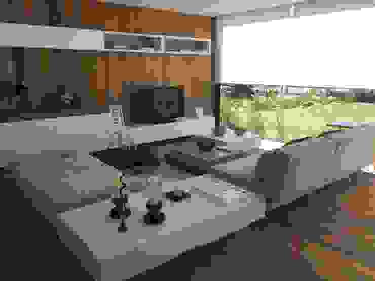 Casa Modulus : Livings de estilo  por Modulus,Minimalista