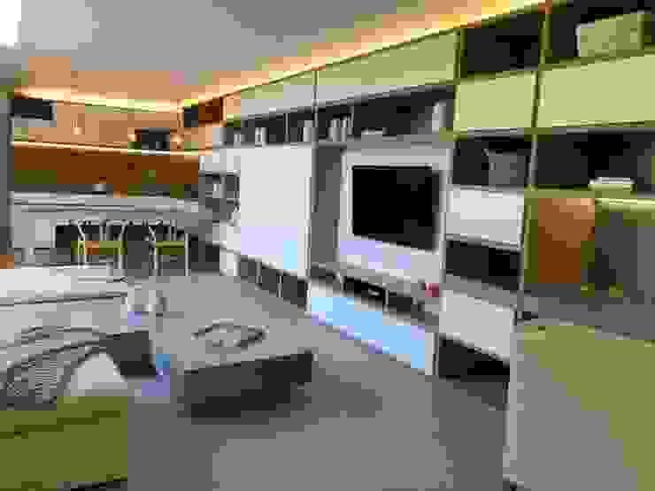 Modulus Minimalist living room