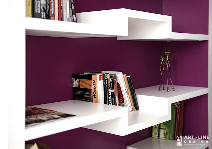 Art-line Design Corridor, hallway & stairsAccessories & decoration Purple/Violet
