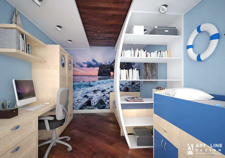 Art-line Design ห้องนอนเด็ก