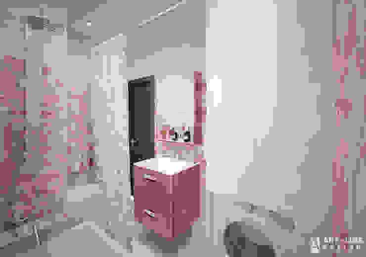 Art-line Design ห้องน้ำ Purple/Violet