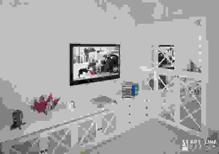 Art-line Design Klassische Schlafzimmer Weiß