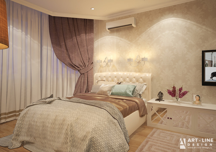 Art-line Design Klassische Schlafzimmer