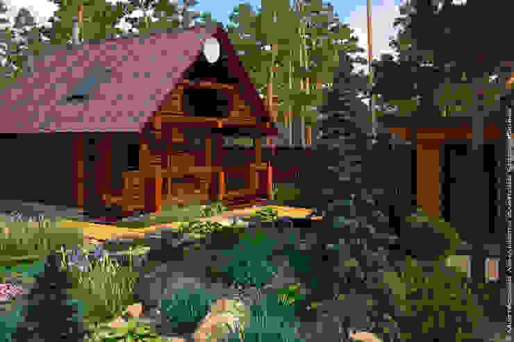 Мастерская ландшафта Дмитрия Бородавкина Country style gardens
