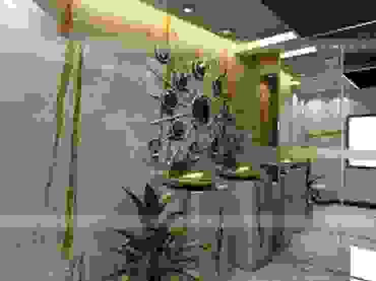 7WD Design Studio Moderne Badezimmer