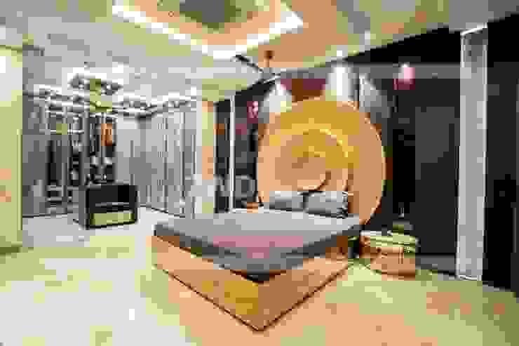 Interior Designers in Gurgoan Modern Bedroom by 7WD Interior Design Studio Modern
