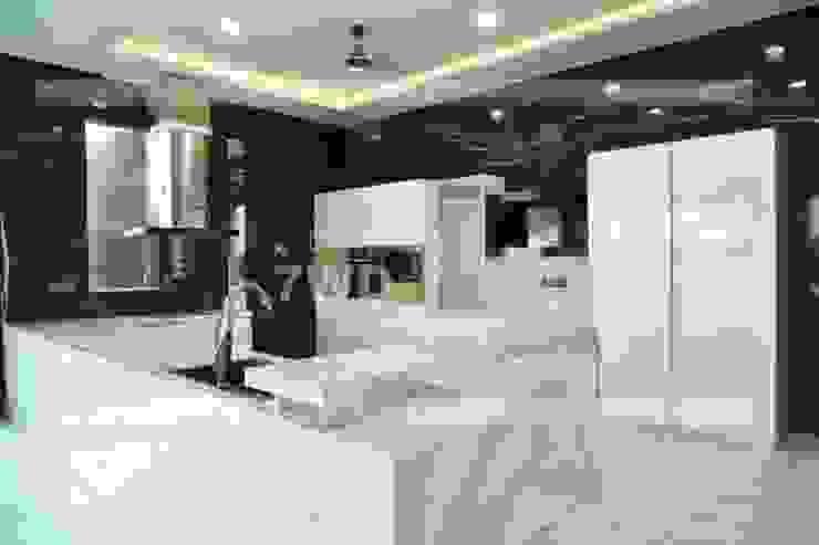 7WD Design Studio Cuartos de estilo moderno