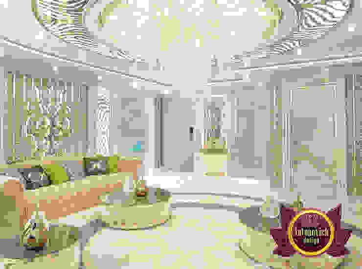 Lovely Luxury Interior for Living Room by Luxury Antonovich Design