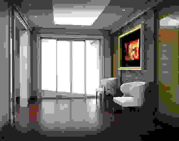 Project : ปรับปรุงและออกแบบตกแต่งบ้านพักอาศัย: ผสมผสาน  โดย Hip and Classic Design Studio, ผสมผสาน