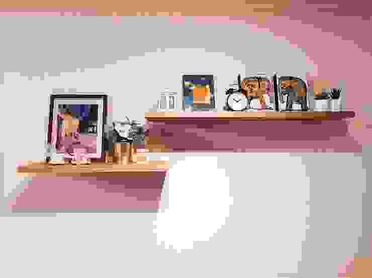 展示層板架 藏私系統傢俱 玄關、走廊與階梯配件與裝飾品 MDF Wood effect