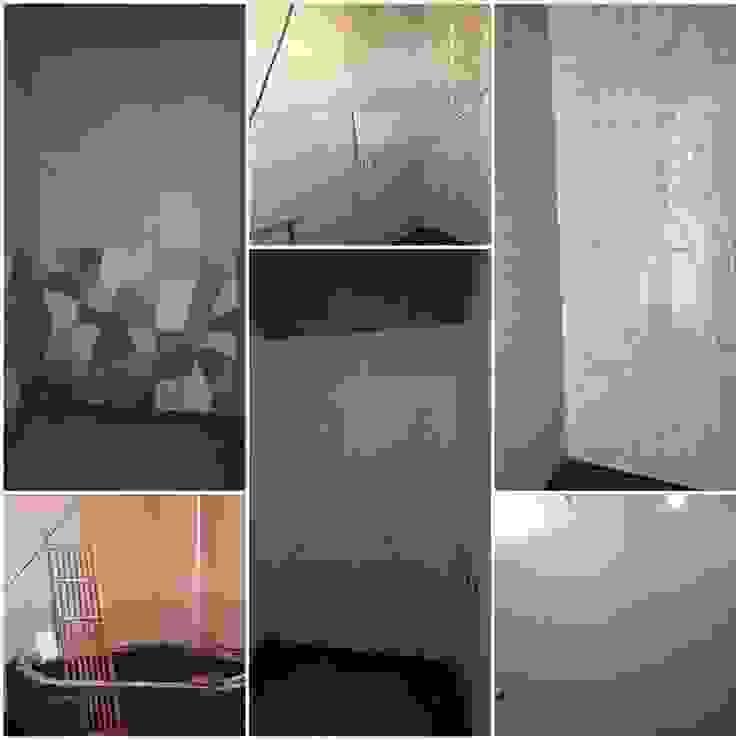 浴室貼磚工程: 現代  by 懷謙建設有限公司, 現代風