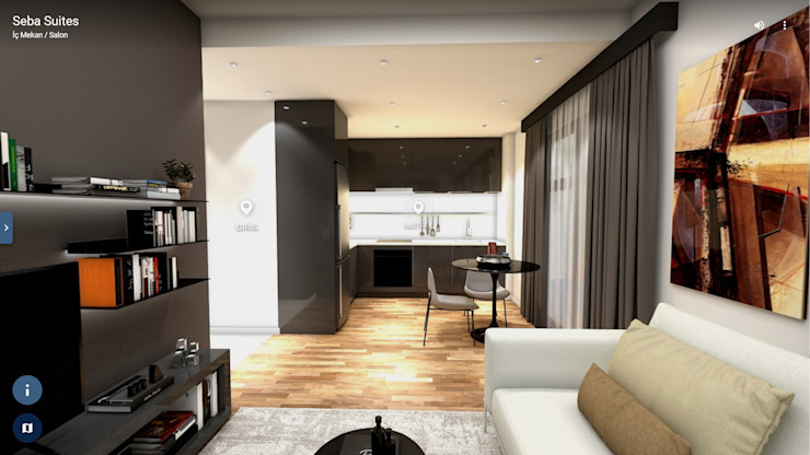 Kitchen by ELTA VR SOLUTIONS,