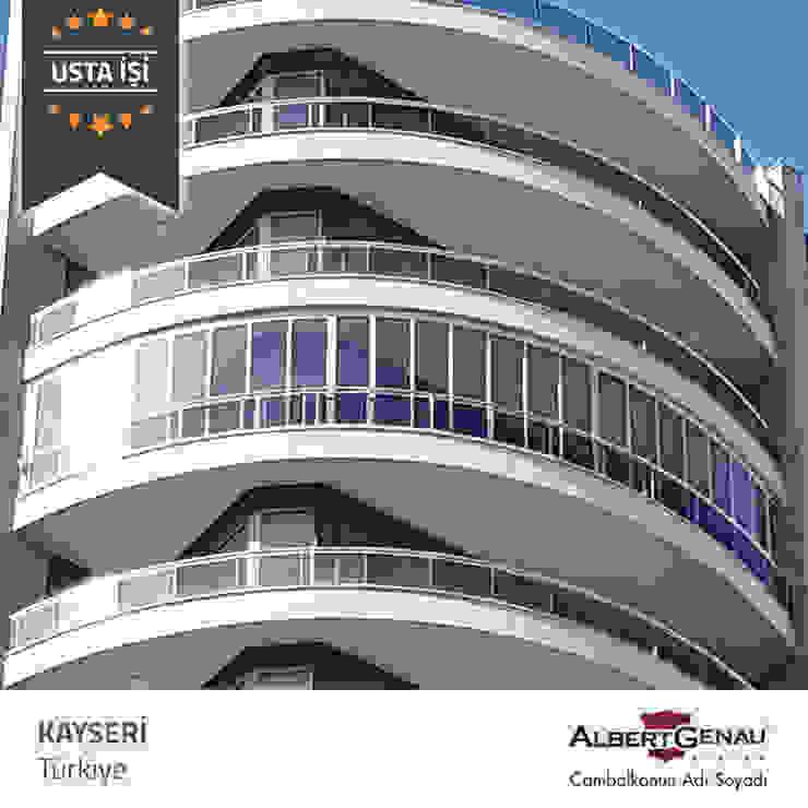 Kayseri Albert Genau Balkon