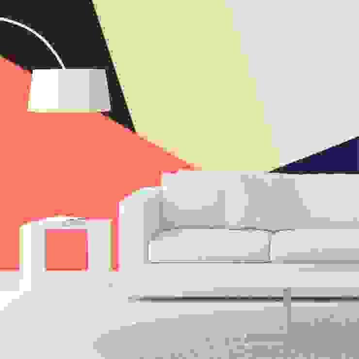 | PRIMAVERA-VERANO 2019 | CoMbInAcIÓn 1: Hogar de estilo  de RR Estudio Interiorismo en Madrid