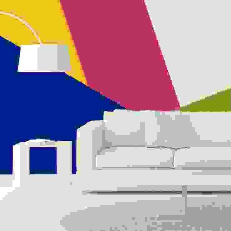 | PRIMAVERA-VERANO 2019 | CoMbInAcIÓn 4: Hogar de estilo  de RR Estudio Interiorismo en Madrid