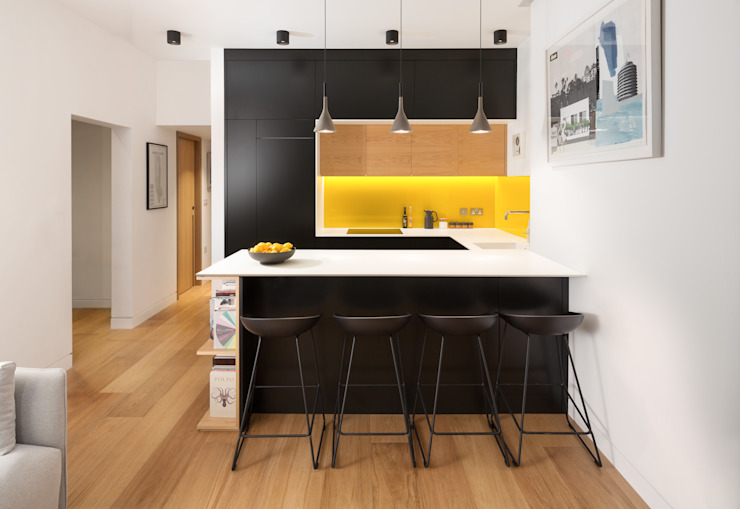 Kitchen por Shape London Moderno