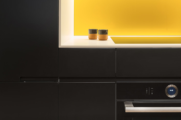 Kitchen Detailing by Shape London Modern