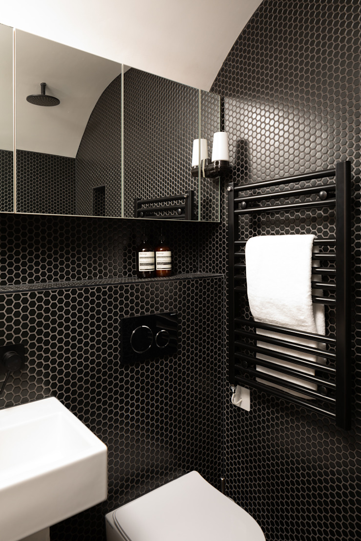 The Signal House Modern bathroom by Shape London Modern