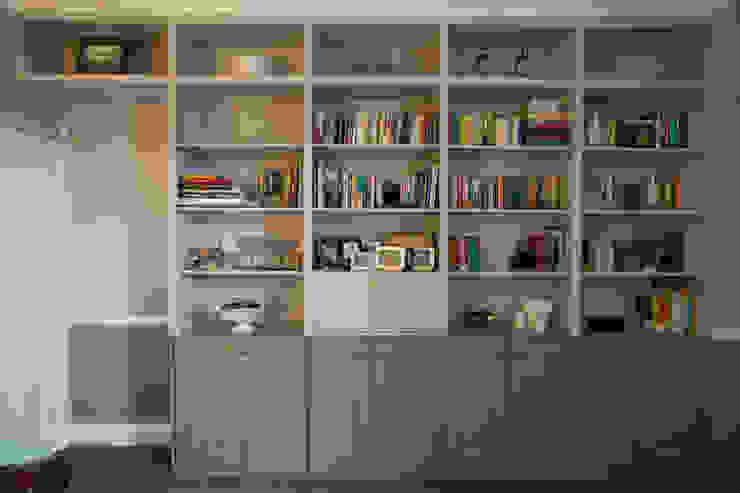 Bespoke bookshelves 1 by Elena Lenzi INTERIOR ARCHITECTURE