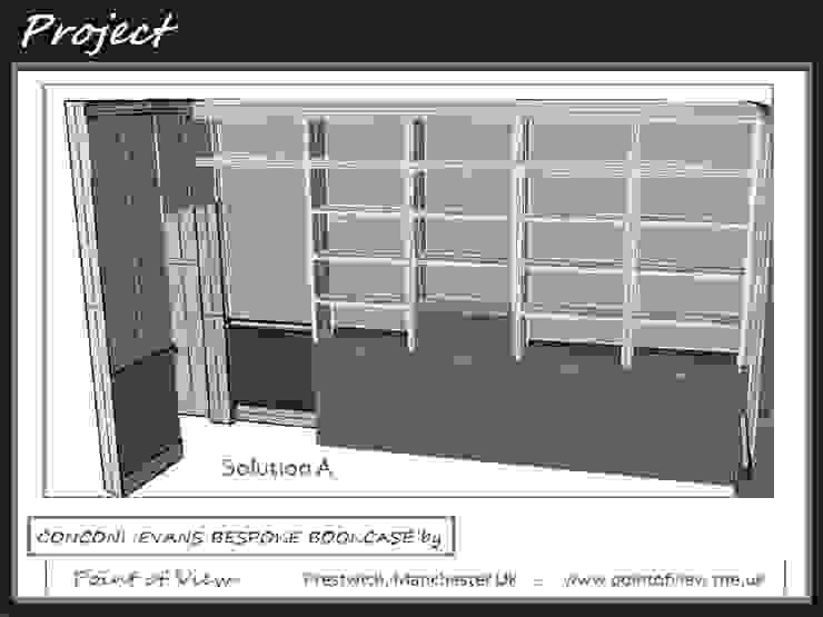 bespoke cabinet design 1 by Elena Lenzi INTERIOR ARCHITECTURE
