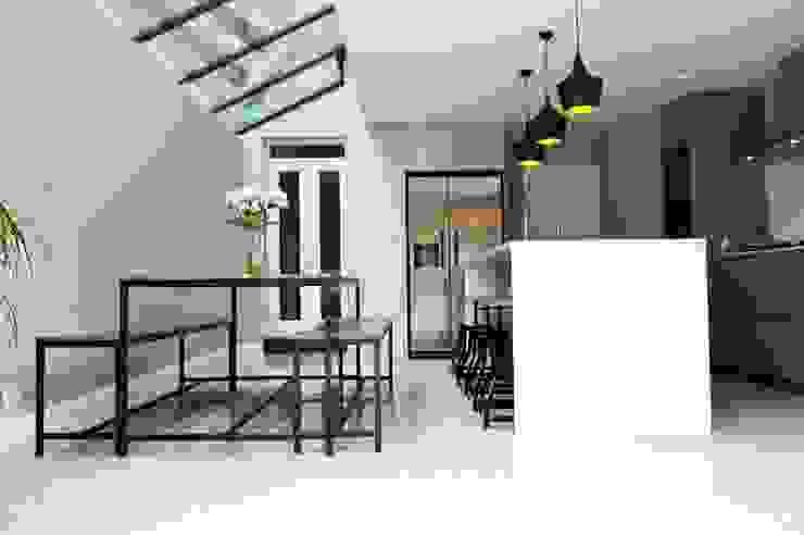 Dining and Kitchen Area dwell design ห้องครัว