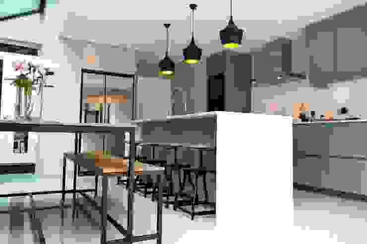 Kitchen Area dwell design ห้องครัว