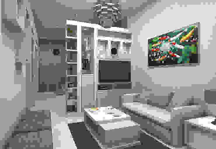 Pinus Agency Bandung Ruang Keluarga Minimalis Oleh Maxx Details Minimalis