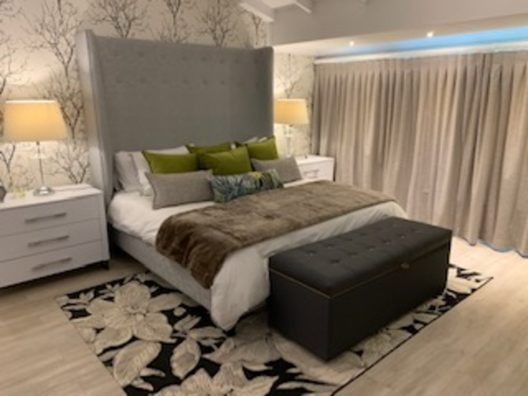 Modern Bedroom by CS DESIGN Modern