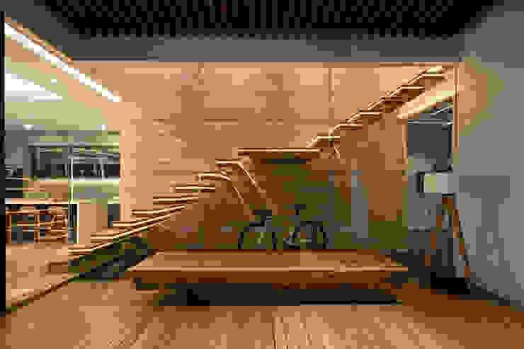 Rakta Studio Stairs