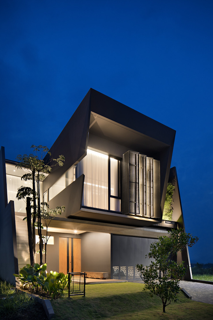 Rakta Studio Asian style houses