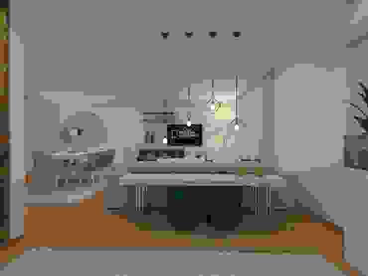 Minna Interiores Salones modernos