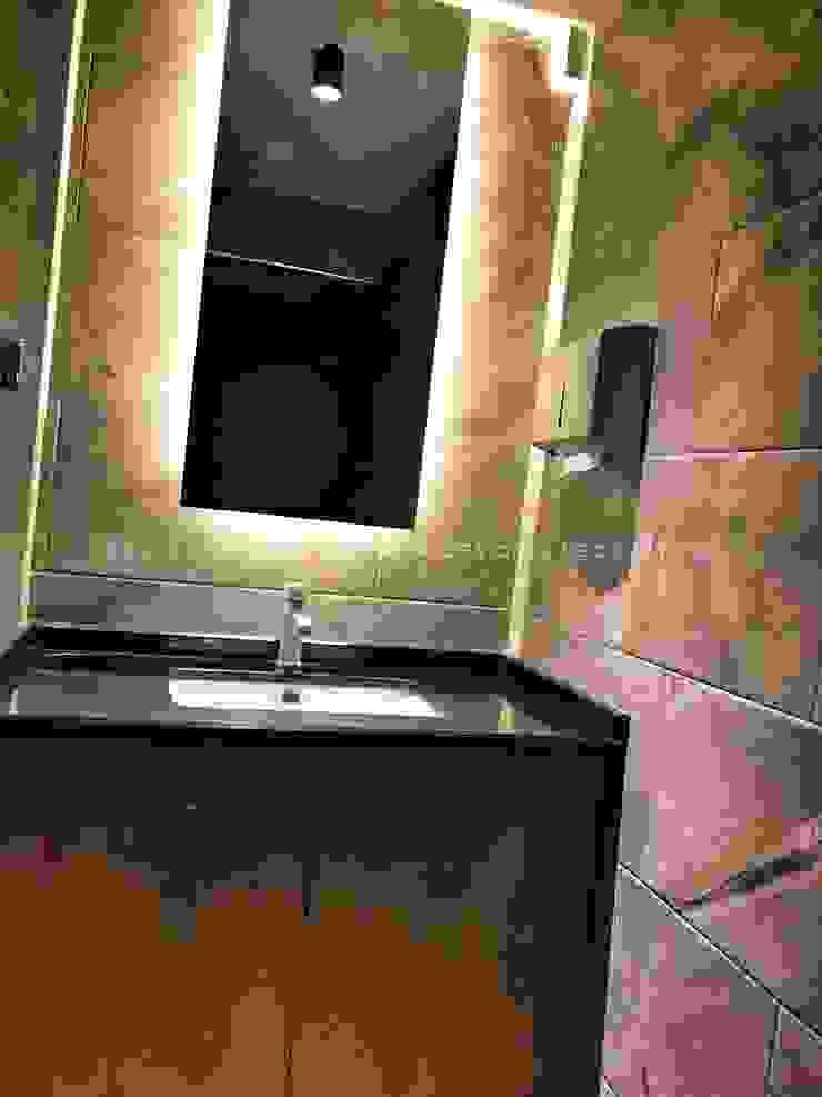 Erdal Demircan İç Tasarım ve Dekorasyon – Banyo: modern tarz , Modern
